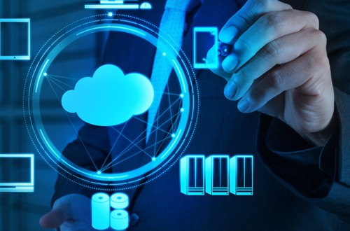Almost all U.S.-based industries have the cloud in their radar.