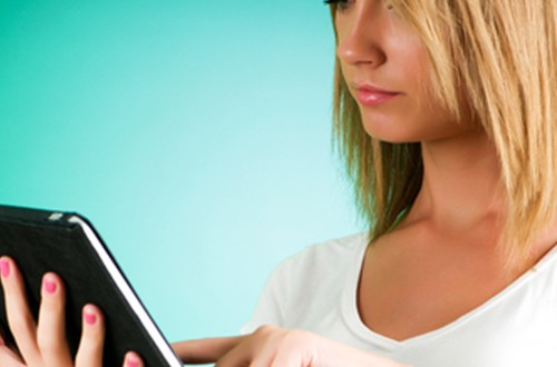 Tablet sales have been flat for consumers, but are growing among businesses.