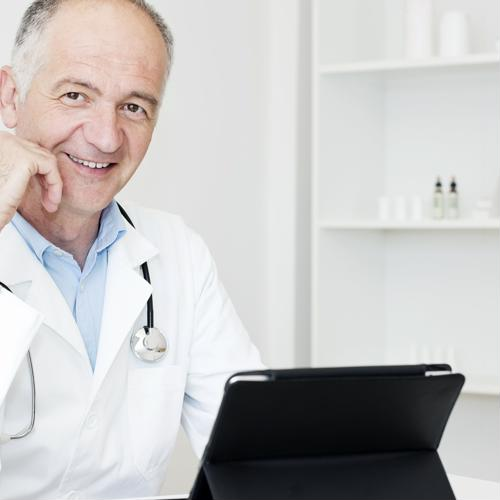 Remote health care is expanding annually.