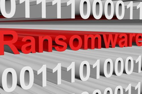 Ransomware is a big threat to your company.