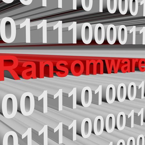 Ransomware threats can be hidden for weeks or months on some devices.