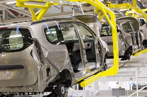 Automotive companies deal with large amounts of consumer data.