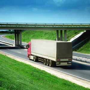 "A new report outlined the ""State of Trucking"" for last year."