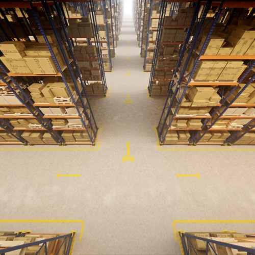 Aligned software systems could stand to improve communication between logistics systems.