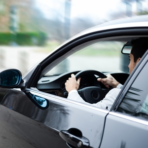 Browsing in a car might eventually be a regular part of accessing important company information through a browser.