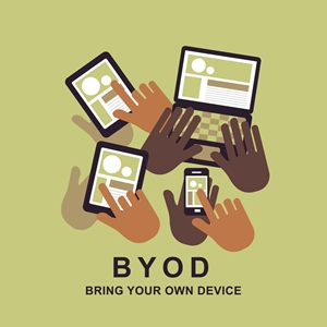 BYOD is more valuable than higher salary to some employees.