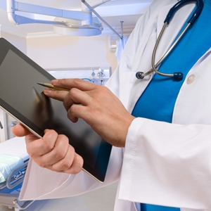 Hospital environments may benefit from mobile use, and patients will notice.