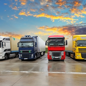 Sharing warehouse space and trucks could help logistics departments reduce costs.