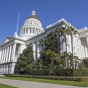 The state of California has its own special cloud that it is developing for government use.