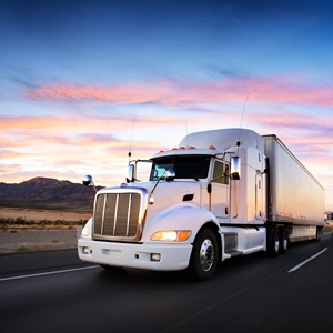 The trucking industry could be increasingly focused on efficiency in the coming years, one source says.