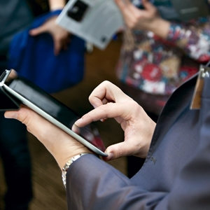 The use of mobile devices in workplaces may be unavoidable.