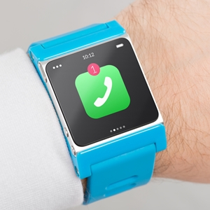 The wearable device might eventually require its own policies for best workplace use, one source says.