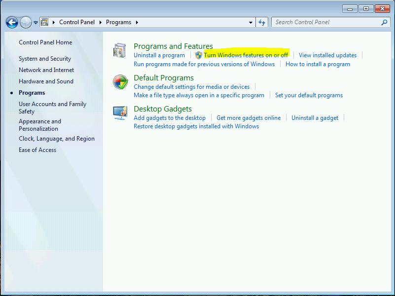 Pre-Install Windows Server 2008