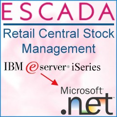 ESCADA Bridges iSeries and .NET with Flynet Viewer