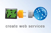 Create Web Services using Your Existing Screens